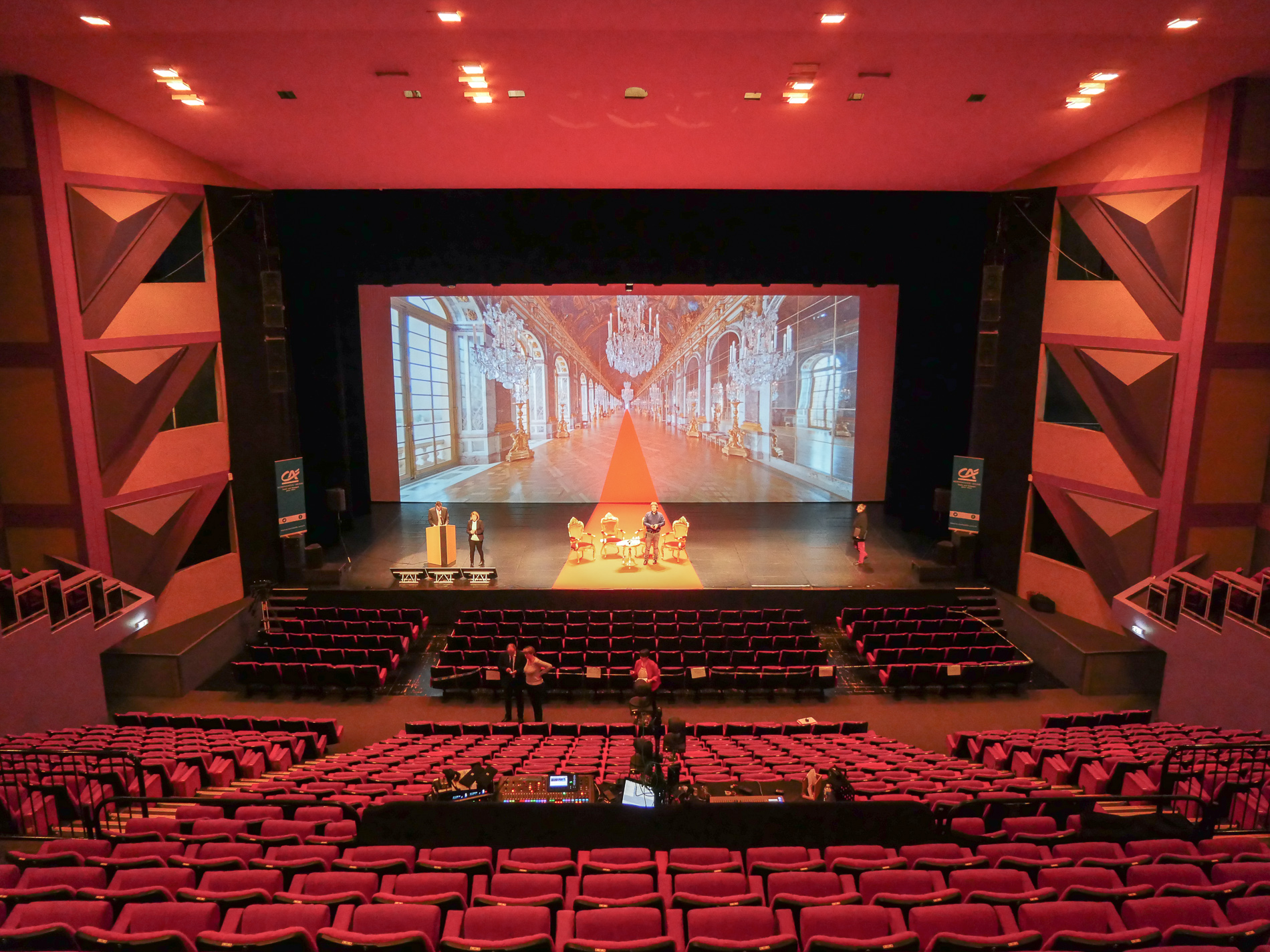 Le Cadran La Grande Salle Congres Evenements Le Tangram